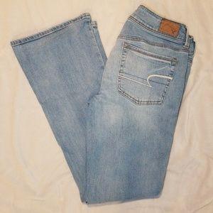 American Eagle Jean's Short.